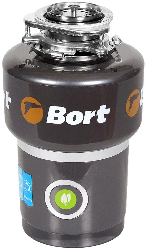 Измельчитель пищевых отходов Bort Titan Max Power 91275790 бытовой измельчитель bort titan max power fullcontrol черный