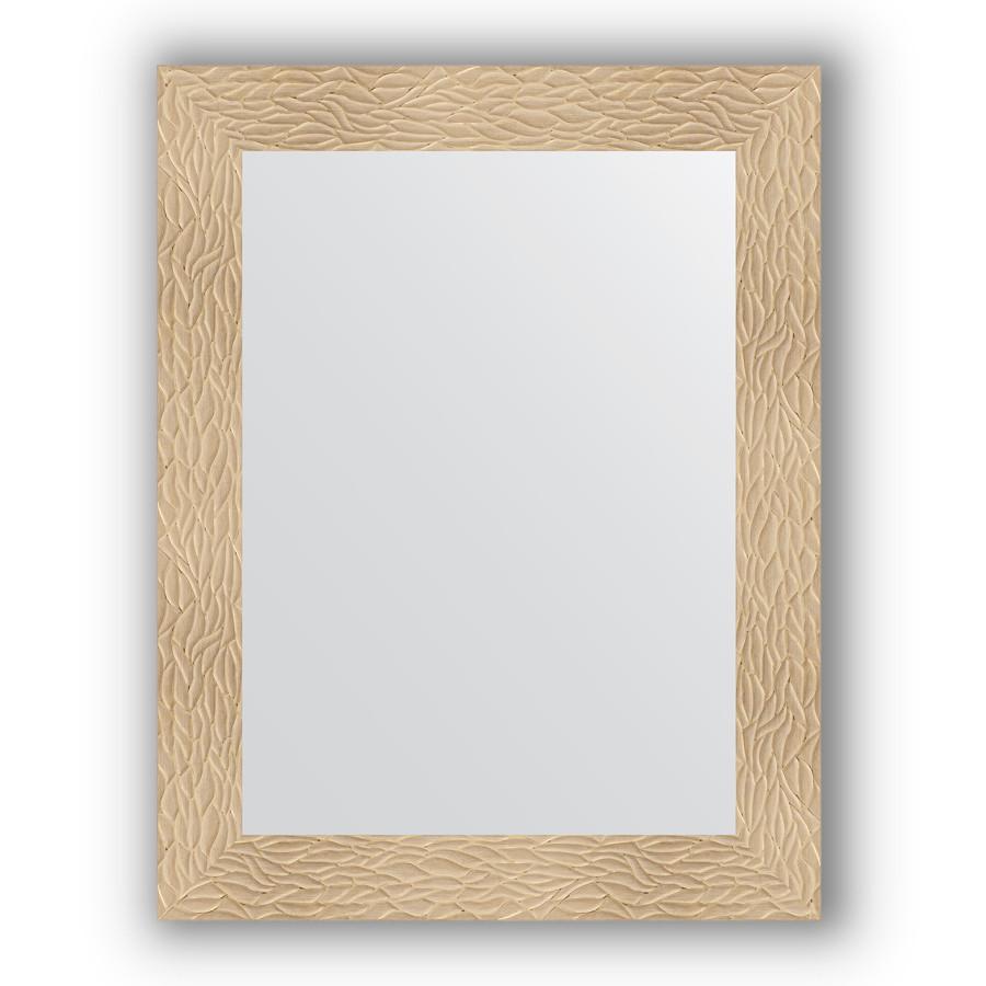 Зеркало 70х90 см золотые дюны Evoform Definite BY 3181 зеркало evoform definite floor 201х111 золотые дюны