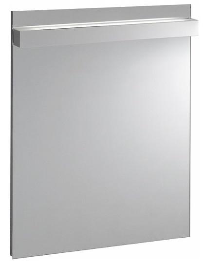Зеркало с подсветкой 60х75 см Keramag iCon 840760000 зеркало keramag silk 816580000