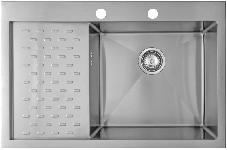 Кухонная мойка Seaman Eco Marino SMB-7851PLS.B фото
