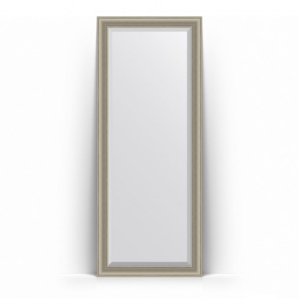 Фото - Зеркало напольное 81х201 см хамелеон Evoform Exclusive Floor BY 6120 зеркало напольное 81х201 см чеканка золотая evoform definite floor by 6008