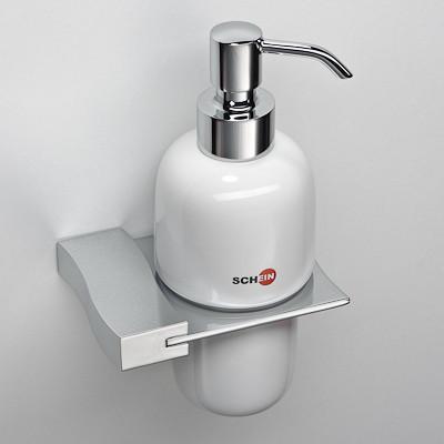 цена Дозатор жидкого мыла Schein Swing 322D онлайн в 2017 году