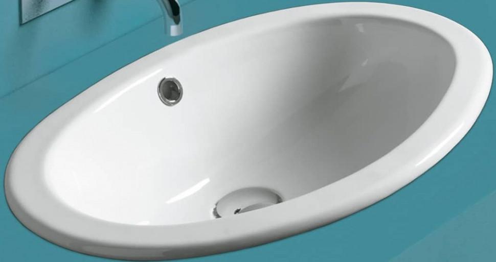Раковина 54,5х42 см Simas Lavabi d'arredo Marine S50Pbi раковина simas lavabi gtebi 1