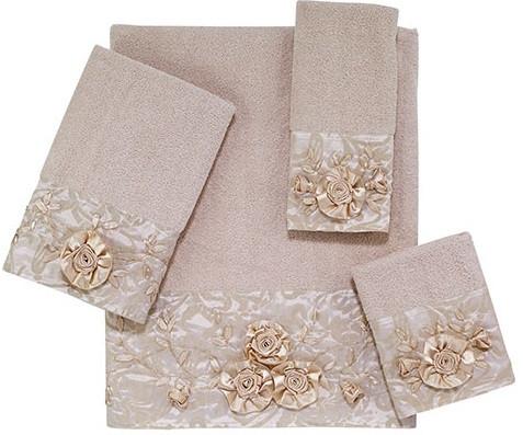 Полотенце для рук 76х41 см Avanti Royalty 036092BEI полотенца кухонные avanti полотенце для рук мини jasmine
