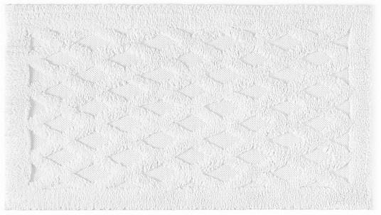 Коврик Kassatex Diamond White DMD-630-W
