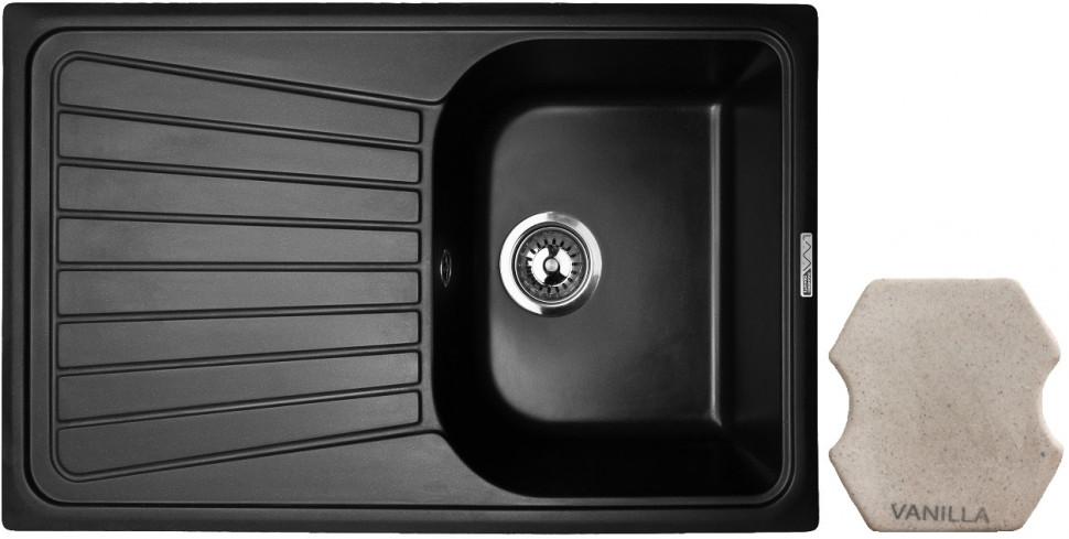 цена на Кухонная мойка VANILLA Lava L3.VNL