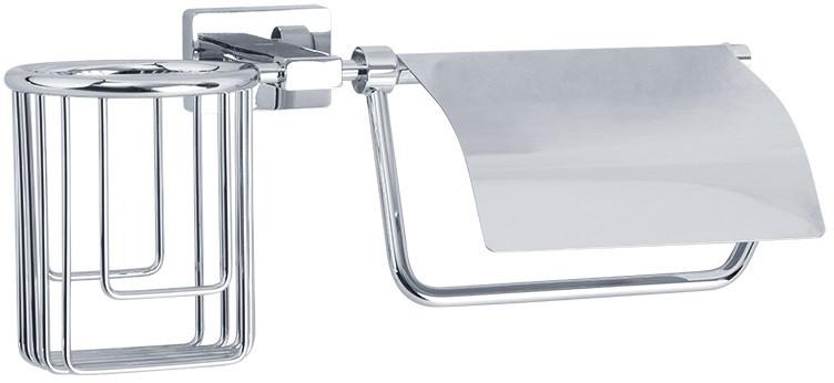 Держатель туалетной бумаги Veragio Ramba Cromo VR.RMB-4985.CR