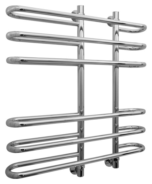 Полотенцесушитель водяной 800x700 подключение диагональное/нижнее Сунержа Фурор 00-0107-8070 цены