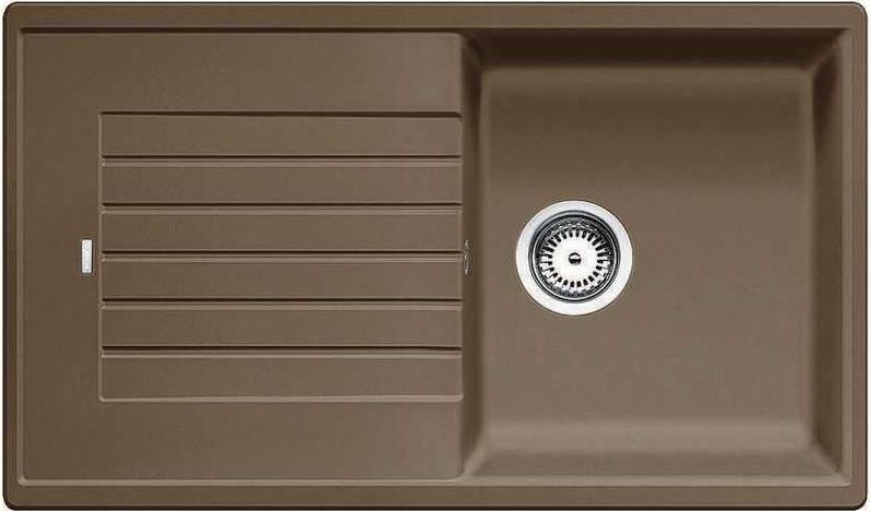 Кухонная мойка Blanco Zia 5S мускат 521965 кухонная мойка blancometra 5s мускат 521886