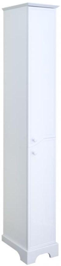 Пенал напольный белый глянец R Акватон Элен 1A228603EN01R фото