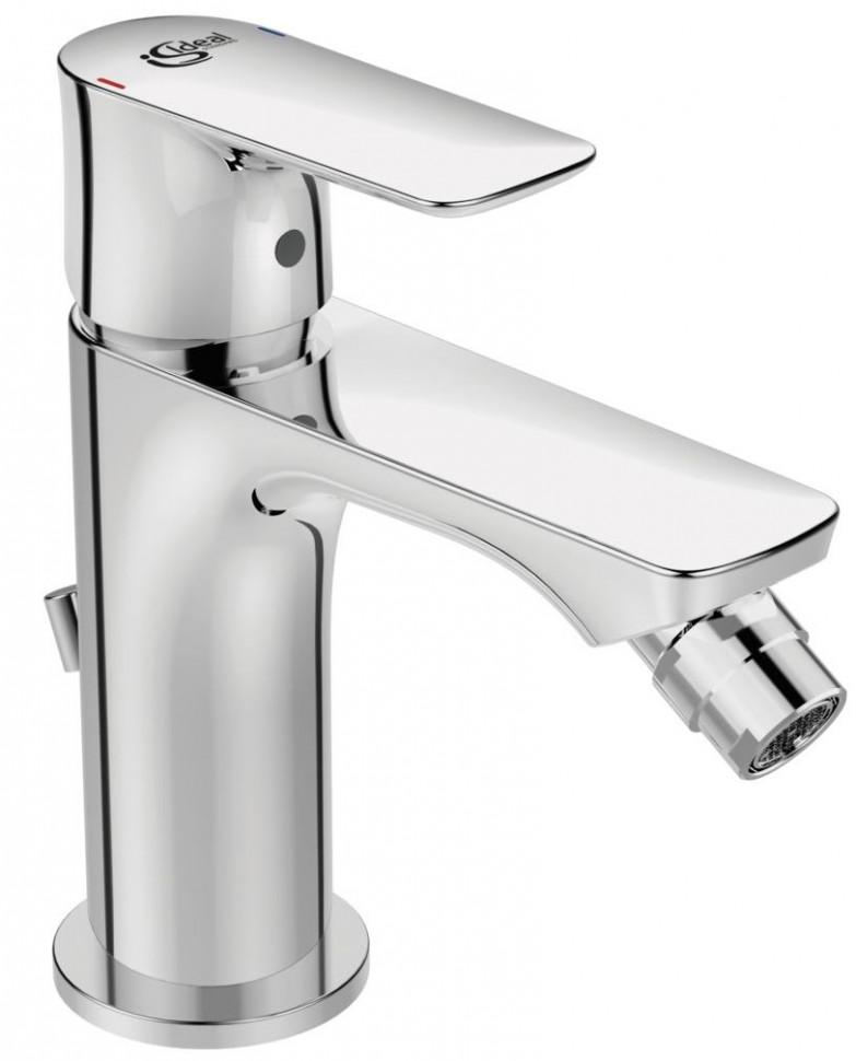 Смеситель для биде с донным клапаном Ideal Standard Connect Air A7030AA