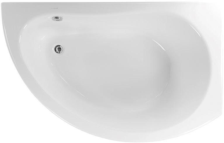 Акриловая ванна 160х100 см R Vagnerplast Corona VPBA168CRN3PX-04 акриловая ванна 147х100 см r vagnerplast selena vpba141sel3pe 04