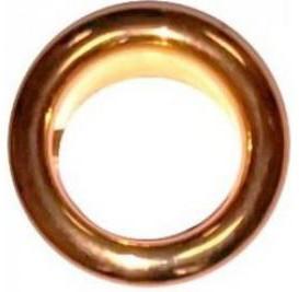 Кольцо отверстия перелива раковины/биде золото Cezares CZR-RNG-G фото