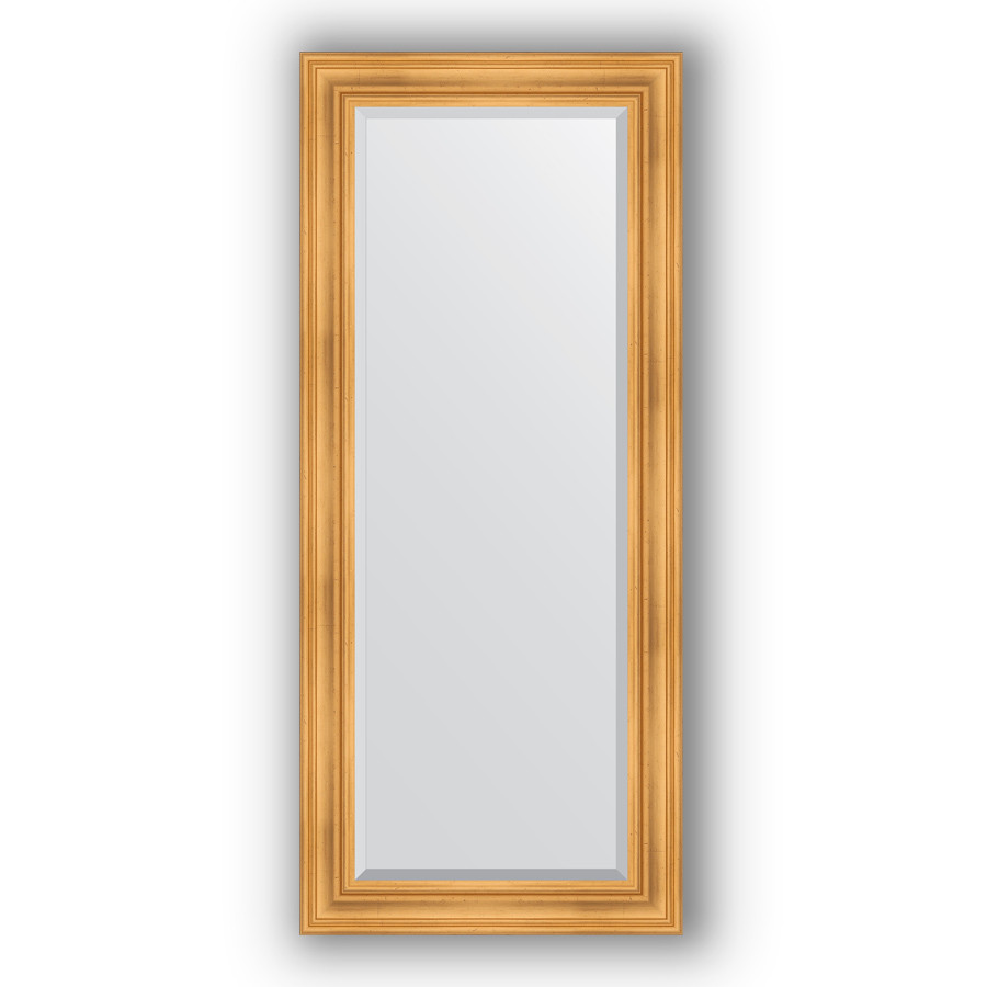 Зеркало 69х159 см травленое золото Evoform Exclusive BY 3574 зеркало evoform exclusive 176х116 травленое золото