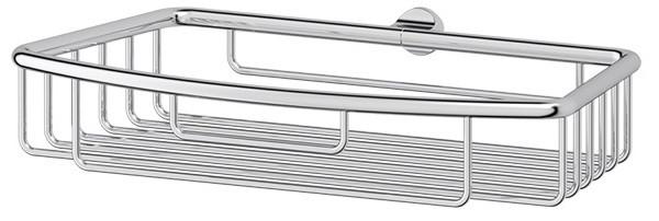 Полка 22,3 см - компонент для штанги FBS Universal UNI 040 полочка решетка 22 cm компонент для штанги fbs universal uni 040