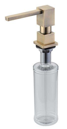 Дозатор для жидкого мыла Zorg ZR22BR