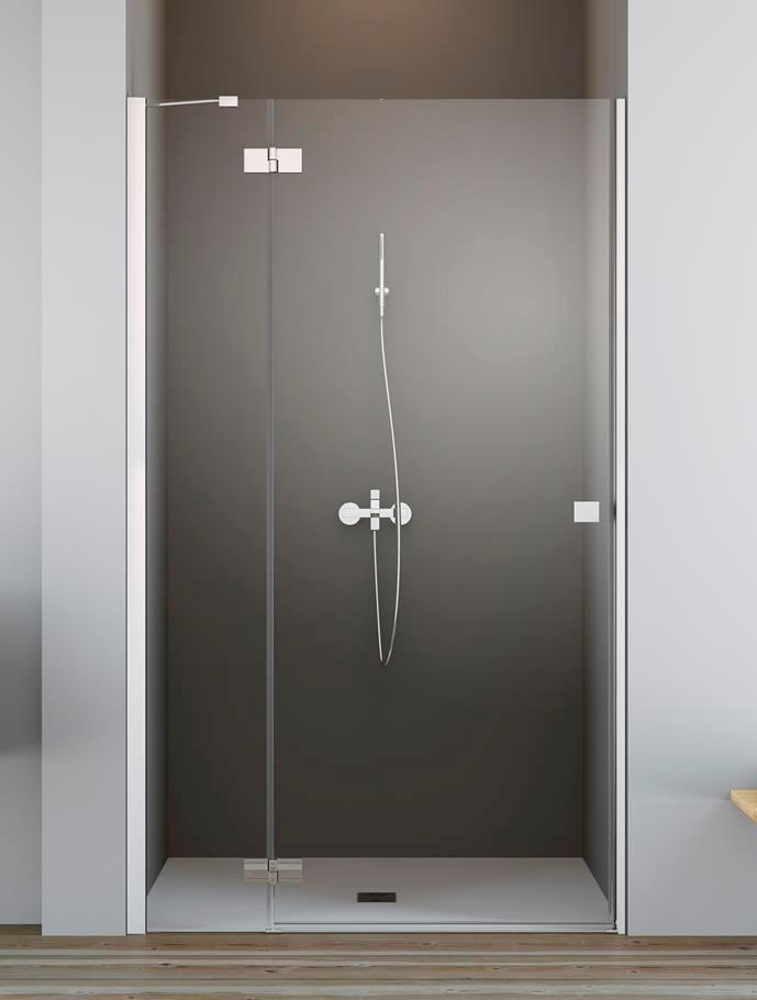 Душевая дверь Radaway Essenza New DWJ 120 L прозрачное недорого