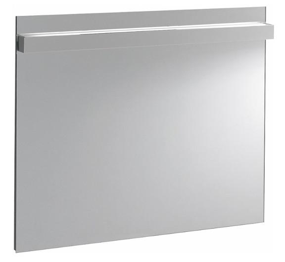 Зеркало с подсветкой 90х75 см Keramag iCon 840790000 зеркало keramag silk 816580000