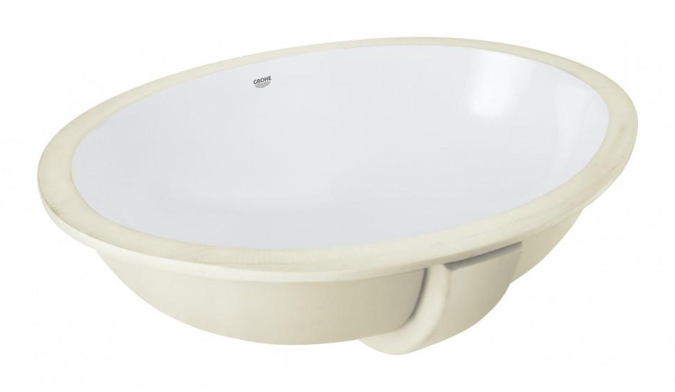 Раковина 56х42 см Grohe Bau Ceramic 39423000 раковина 60 9х44 2 см grohe bau ceramic 39421000