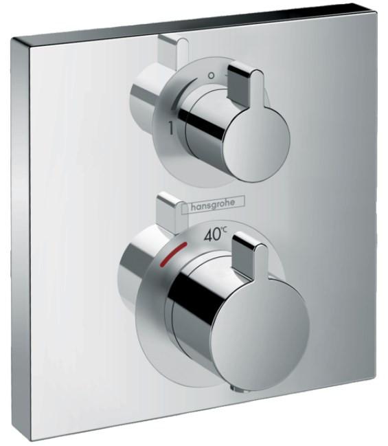Термостат для ванны Hansgrohe Ecostat Square 15714000 цены