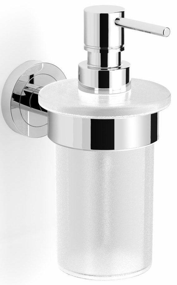 Фото - Дозатор жидкого мыла Langberger Burano 11021A дозатор для жидкого мыла langberger burano хром 11021a