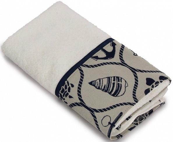 Полотенце для рук 46х28 см Avanti Oceanside 036292WHT полотенца кухонные avanti полотенце для рук мини jasmine
