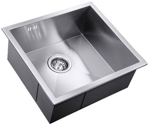 Кухонная мойка Zorg Inox X-4844 цена и фото