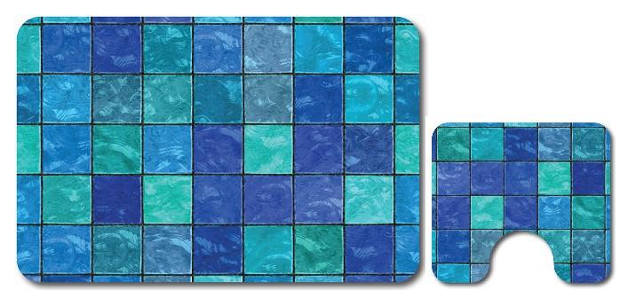 Набор ковриков Veragio Aqua VR.CPT-7200.10 фото