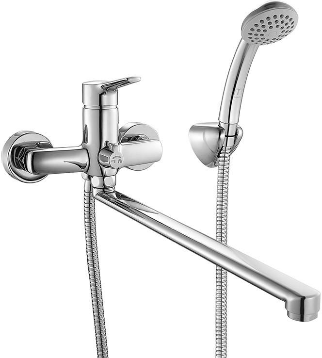 Смеситель для ванны Milardo Enisey ENISBLCM10 смесители для ванны milardo enisey enisblcm10