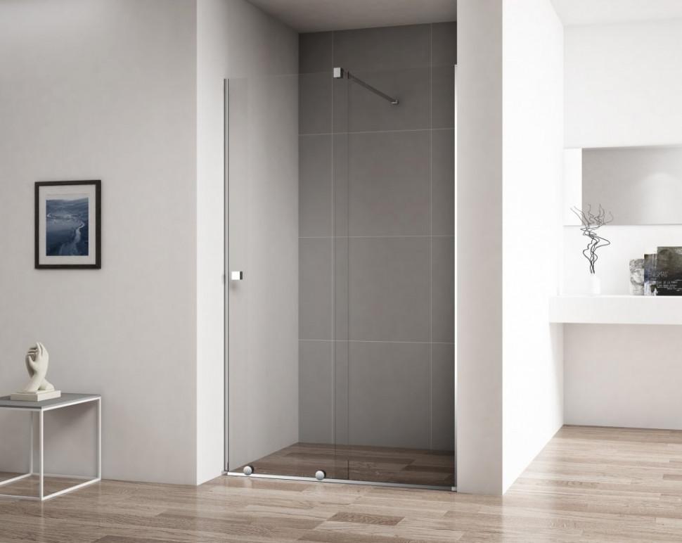 Душевая дверь 120 см Cezares STREAM-BF-1-120-C-Cr прозрачное душевая дверь cezares stylus soft bf 1 120 прозрачная хром stylus soft bf 1 120 c cr