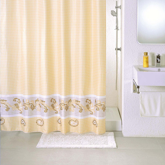 цена на Штора для ванной комнаты Milardo Fresco SCMI013P
