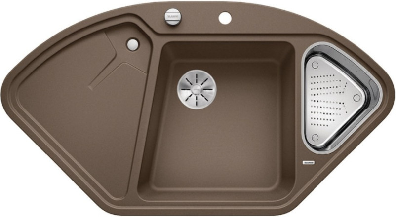 цена на Кухонная мойка Blanco Delta II InFino мускат 523668