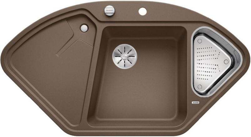 Кухонная мойка Blanco Delta II InFino мускат 523668 мойка delta мвд 3000