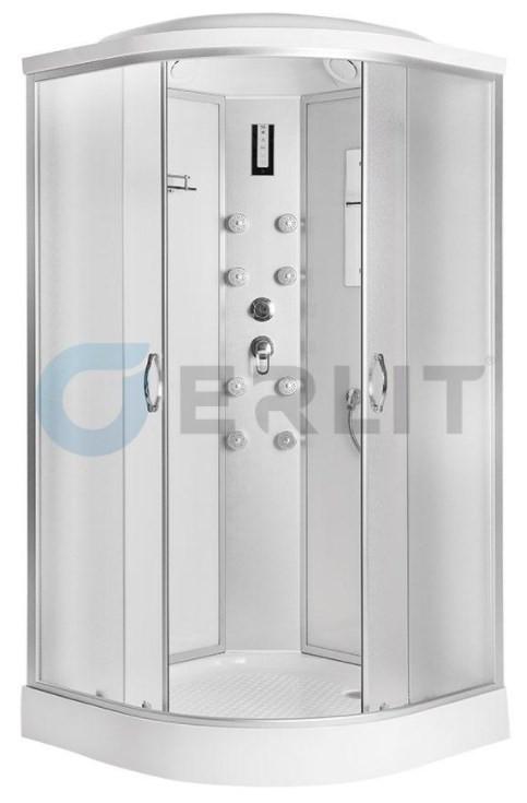 Душевая кабина 100×100×215 см Erlit Comfort ER4510P-C3 душевая кабина sturm enigma 100