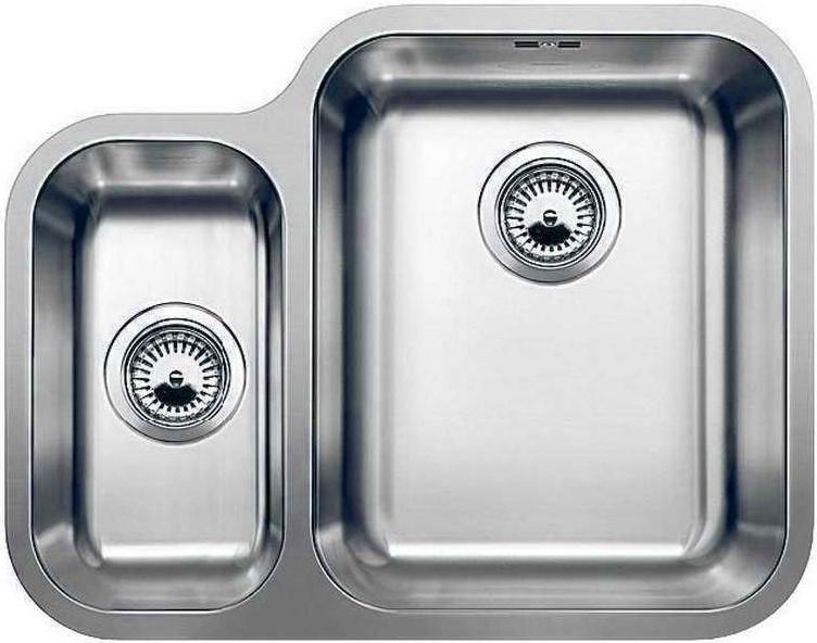 Кухонная мойка Blanco Ypsilon 550-U полированная сталь 518211 кухонная мойка blanco ypsilon 550 u нерж сталь полированная левая