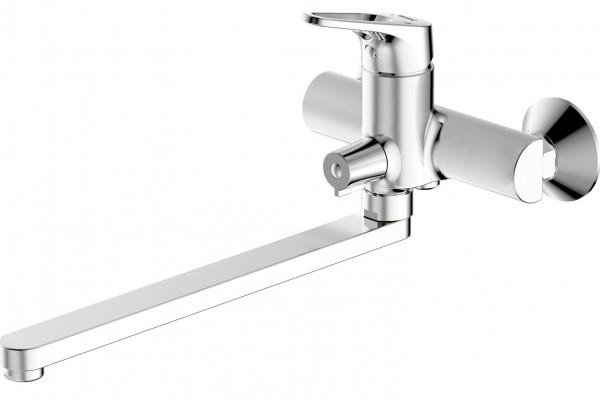 Смеситель для ванны Bravat Drop-D F648162C-01A смеситель для ванны bravat drop d f648162c b rus
