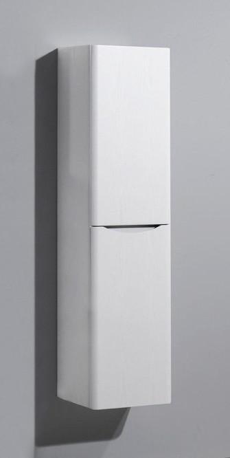 Пенал подвесной левый белый глянец BelBagno Ancona-N ANCONA-N-1500-2A-SC-BL-L шкаф пенал belbagno ancona n ancona n 1500 2a sc tl l