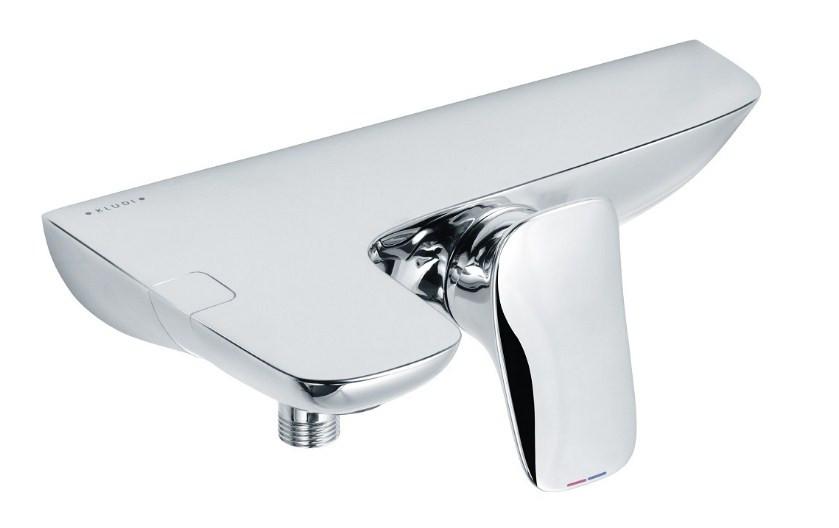 Смеситель для ванны Kludi Ambienta 534450575 смеситель для ванны kludi kludi ambienta 538300575