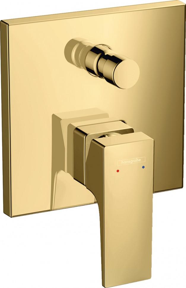 Смеситель для ванны Hansgrohe Metropol 32545990 смеситель для ванны hansgrohe metropol s 14461000