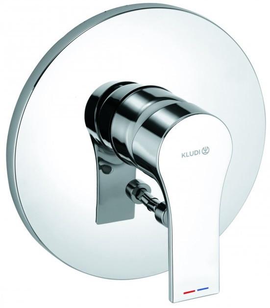 Смеситель для ванны Kludi Zenta SL 486500565 смеситель для ванны kludi zenta белый 386509175
