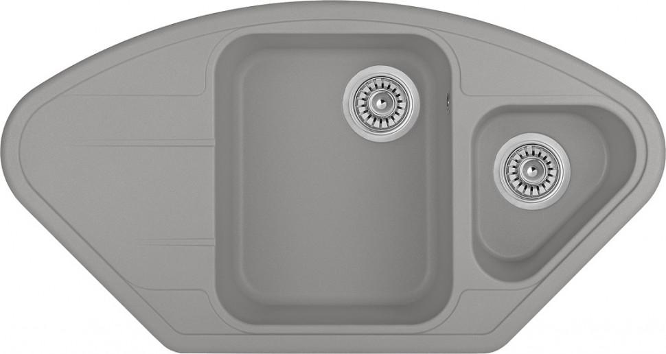 Кухонная мойка крома Longran Lotus LTG960.510 15 - 49