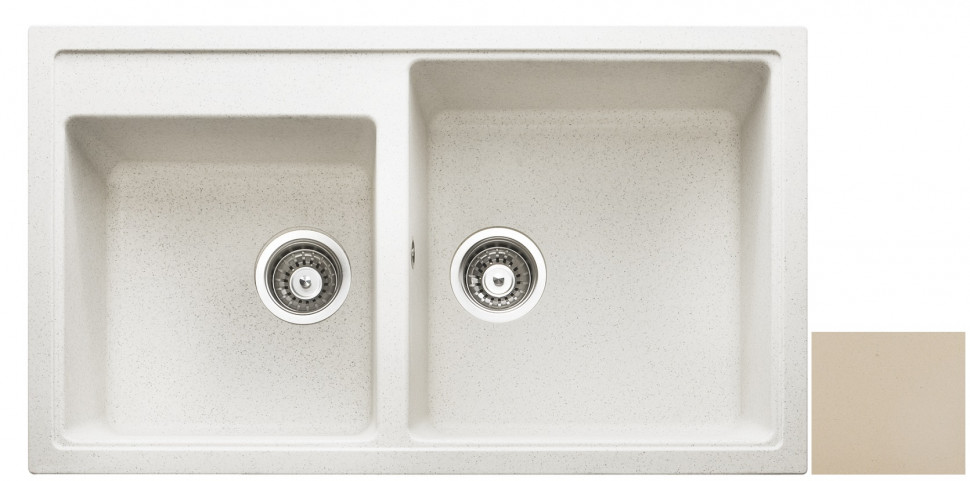 Кухонная мойка колорадо Longran Classic CLS860.500 20 - 08 фото