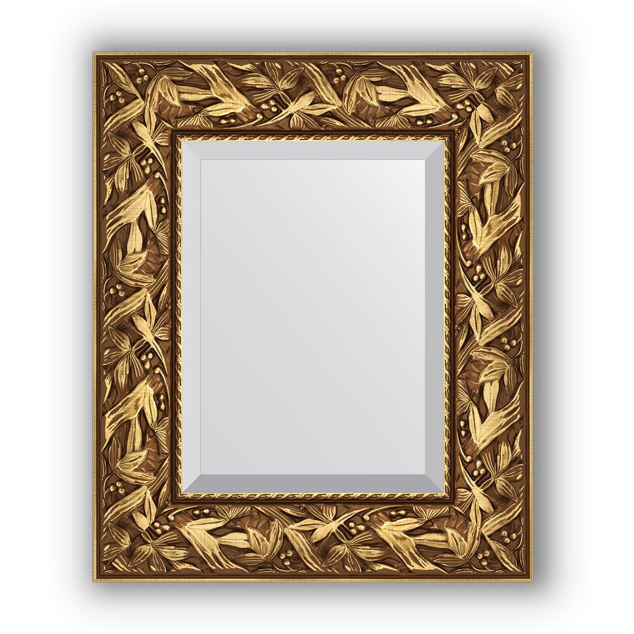 Зеркало 49х59 см византия золото Evoform Exclusive BY 3363