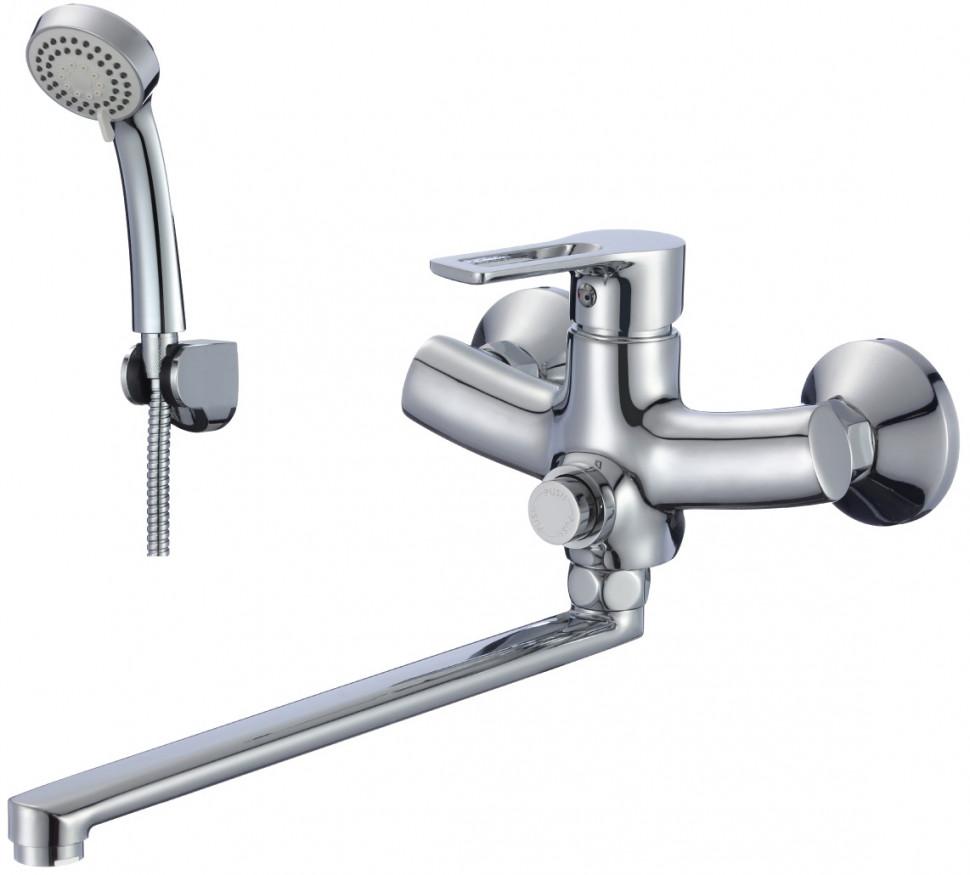 Смеситель для ванны Rossinka RS43-32 смеситель mofem trigo 141 0061 32 для ванны