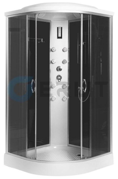 Душевая кабина 100×100×215 см Erlit Comfort ER4510P-C4 душевая кабина sturm enigma 100