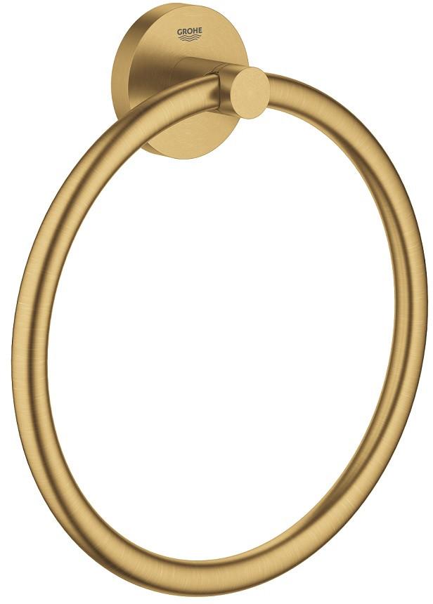 Фото - Кольцо для полотенца Grohe Essentials 40365GN1 кольцо для полотенца grohe essentials холодный рассвет матовый 40365gn1