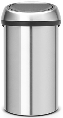 Мусорное ведро 60л Brabantia Touch Bin 484506 цены