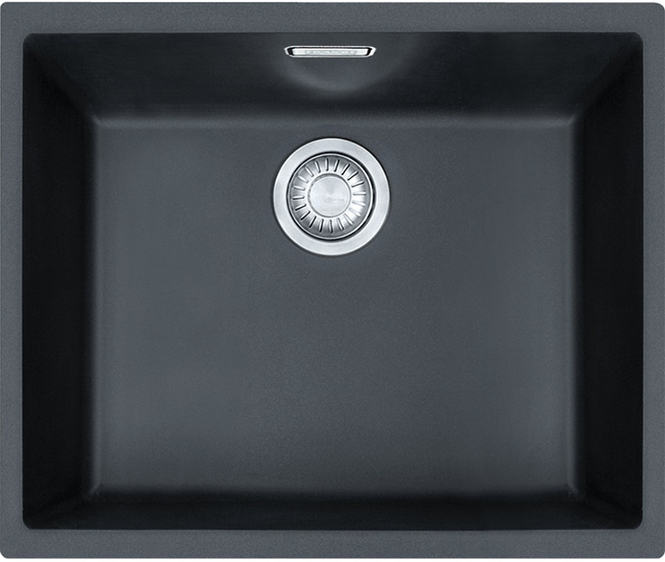Кухонная мойка Tectonite Franke Sirius SID 110-50 оникс 125.0443.353 franke wd 50 134 0253 918
