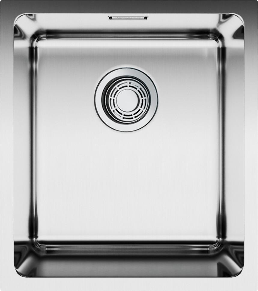Фото - Кухонная мойка нержавеющая сталь Omoikiri Tadzava 38-U-IN врезная кухонная мойка 54 см omoikiri tadzava 54 u i ultra in нержавеющая сталь