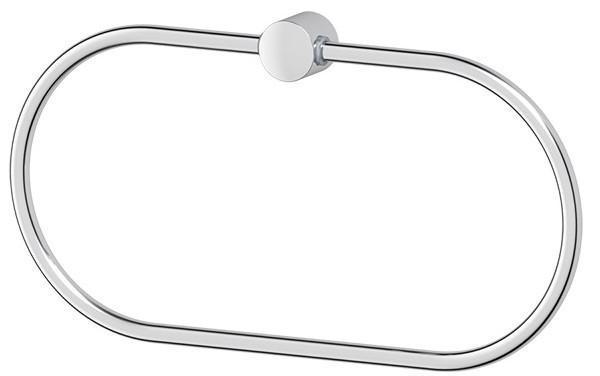 Кольцо для полотенца - компонент для штанги FBS Universal UNI 035 напольные и навесные шкафы